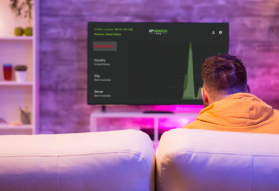 IPVanish VPN provides an optimized application for the Firestick, Fire TV, Fire TV Cube, and Fire TV Television that works excellent with the remote.