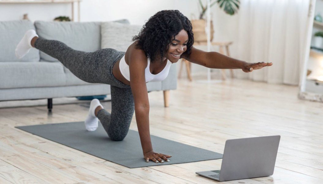 online fitness streaming service