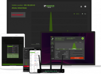 Another great feature IPVanish VPN provides is the ability to use unlimited devices simultaneously with one account!