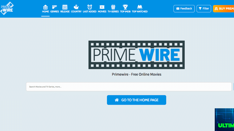 The original Primewire site was one of the most visited streaming sites for free movies and TV shows prior to going offline.