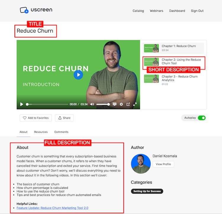 NulledMedia Fitness Accelerator video title and descriptions