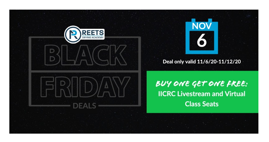 Black Friday deal promotion Reets example