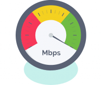 It's important to pick a VPN that provides fast download speeds since you will be streaming live MLB games which typically requires decent bandwidth.